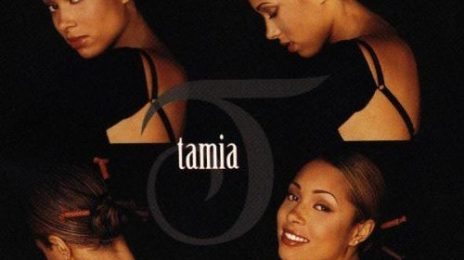 TGJ Replay:  Tamia's Self-Titled Debut Album
