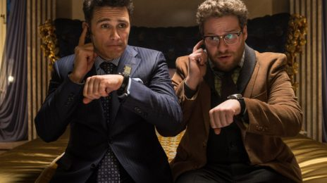 Report:  Sony To Release Controversial 'The Interview' Film...For Free