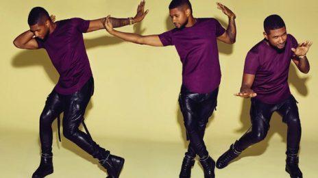 Watch: Usher Rocks 'Graham Norton' With 'Good Kisser'
