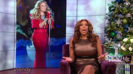 """Wendy Williams Defends Mariah Carey's Vocals / Says: """"She Sings Better Than Rihanna On Her Worst Day"""""""
