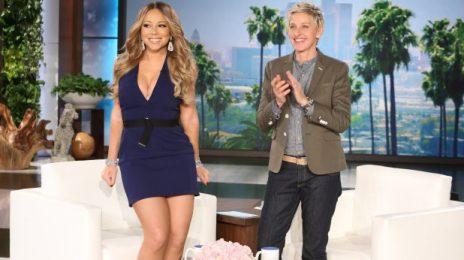 Watch:  Mariah Carey Officially Announces Vegas Residency On 'Ellen'