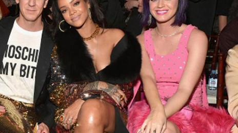 Katy Perry, Rihanna & Ciara Party At 'Fashion Los Angeles Awards'