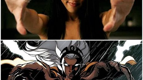 Weigh In:  Alexandra Shipp Battles Backlash After Being Cast As 'Storm' For 'X-Men: Apocalypse'