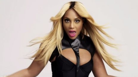 Tamar Braxton Sets April Release For New Album