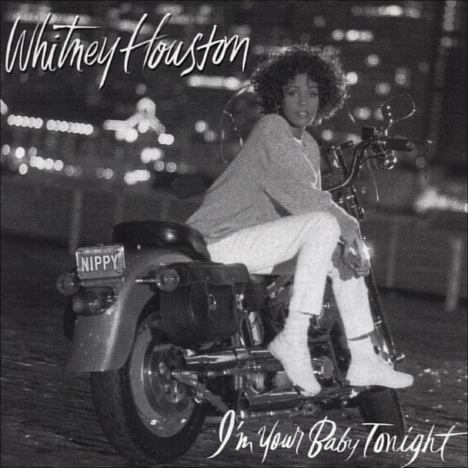 Video's van Whitney houston i'm your baby tonight