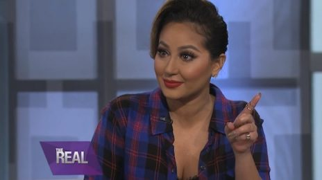 Must See: Adrienne Bailon Reveals Why She Hasn't Launched A Solo Career