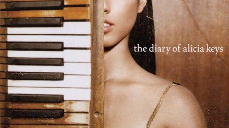 TGJ Replay:  Alicia Keys' 'The Diary of Alicia Keys'