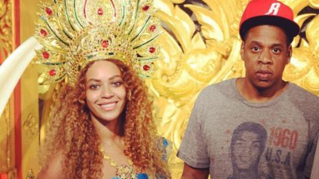 Hot Shots: Beyonce, Jay Z, & Blue Ivy Celebrate New Year's In Thailand
