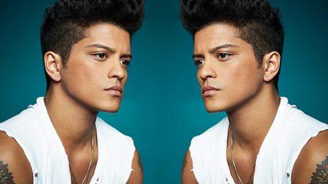 Bruno Mars & Mark Ronson Take 'Uptown Funk' To 'Ellen'