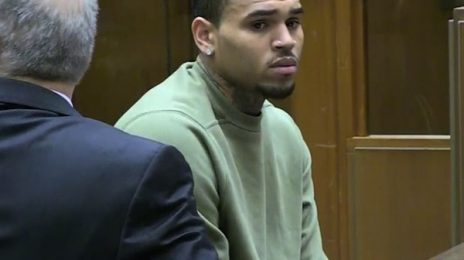 Drama: Chris Brown's Probation Revoked / Prison A Possibility