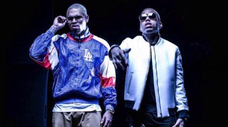 New Song: Kid Ink & Chris Brown - 'Hotel'