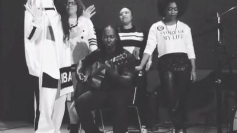 Ciara Blazes iTunes With 'I Bet' / Previews Acoustic Performance