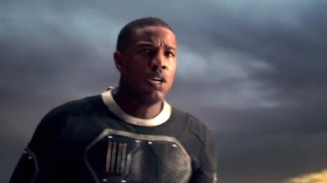 Movie Trailer: 'Fantastic Four' (Starring Michael B. Jordan)