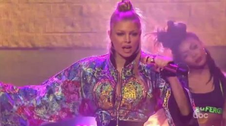 Watch: Fergie Lights Up New Year's Rockin' Eve With 'L.A Love' Performance