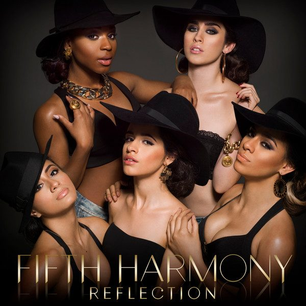 Fifth Harmony Reflection Album Cover Deluxe