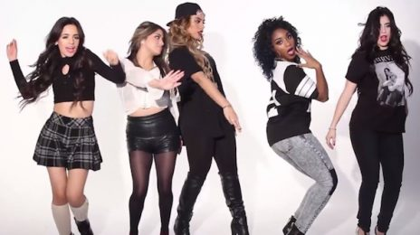 New Video: Fifth Harmony - 'Uptown Funk' (Bruno Mars Cover)