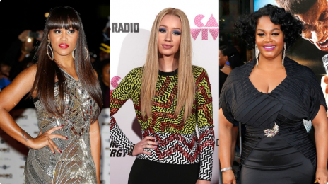 "Read:  Iggy Azalea Claps Back At Eve & Jill Scott For Slamming Her ""Blaccent"""