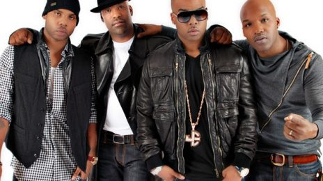 Shocking:  Jagged Edge Member Arrested For Beating Fiancee & Shoving Ring Down Her Throat