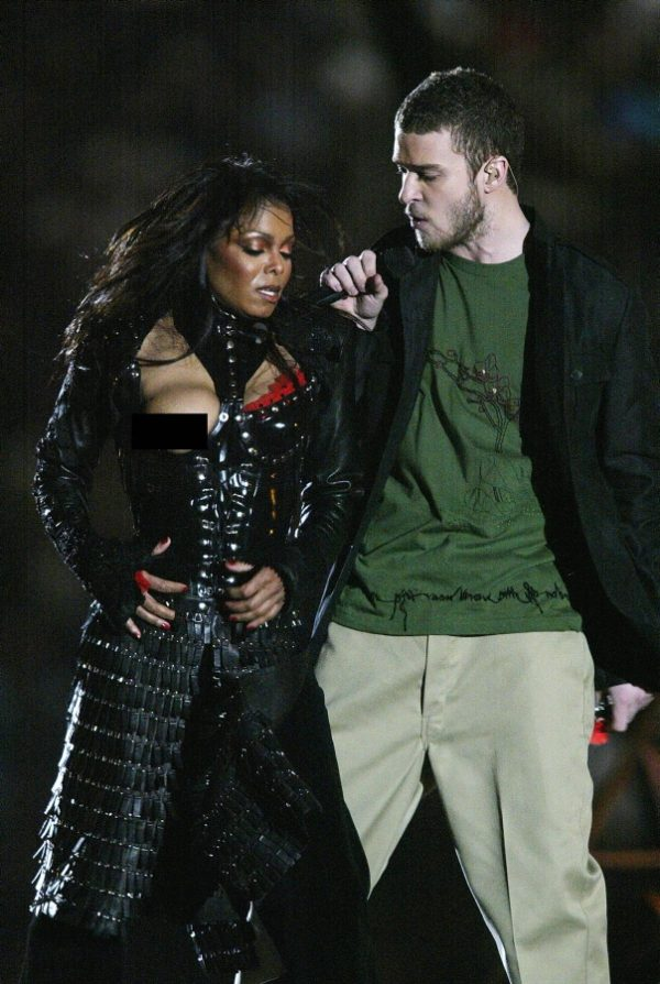 Retro Rewind Justin Timberlake And Janet Jackson Reflect On Super