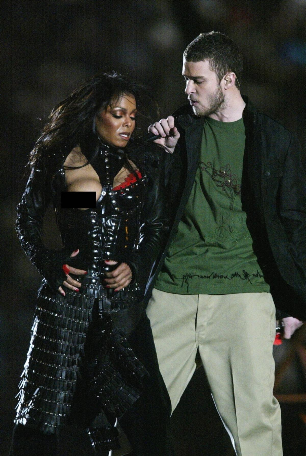 Retro Rewind: Justin Timberlake and Janet Jackson Reflect ...