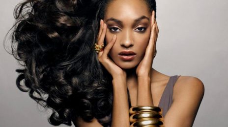 Jourdan Dunn Becomes First Black Model To Nab Solo 'Vogue' Cover In 13 Years