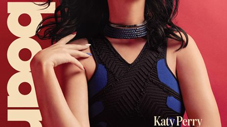 Spoiler:  Katy Perry Covers Billboard Magazine / Reveals Hit Female Rapper As Superbowl Surprise Guest