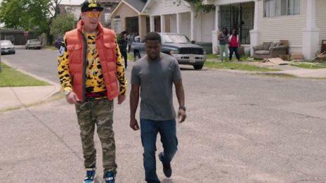 Movie Trailer: 'Get Hard' (Starring Kevin Hart & Will Ferrell)