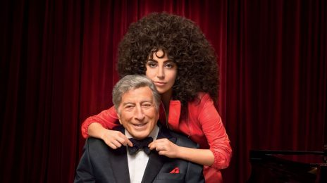 Lady GaGa Goes Gold With 'Cheek To Cheek'