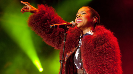 Lauryn Hill Announces Acoustic Performance Series