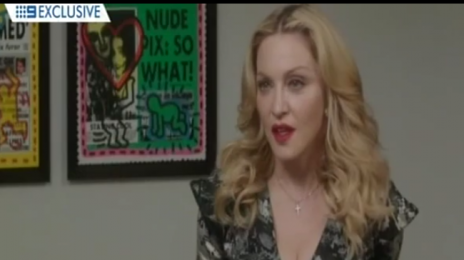 Watch:  Madonna Makes Reporter Drink Tequila For Asking 'Stupid Questions'