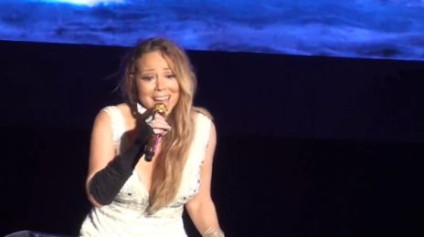 Watch: Mariah Carey's Hit & Miss Performance In Jamaica