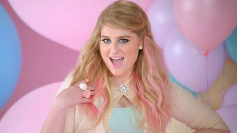 Chart Check:  Meghan Trainor Hits #1 With Debut Album / Taylor Swift Certified 4x Platinum