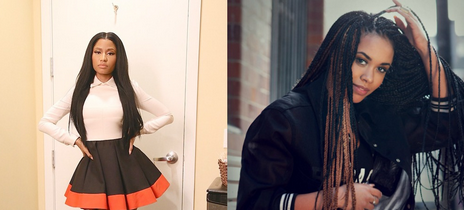 Chart Check: Nicki Minaj's 'Only' Goes 'Gold' / Melissa Steel Reaches New Streaming Milestone