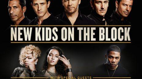 Watch:  NKOTB & TLC Announce Joint U.S. Tour On 'Good Morning America'