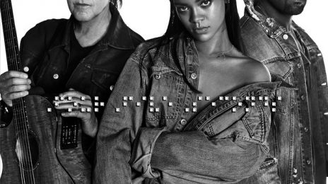 New Song: Rihanna, Kanye West, & Paul McCartney - 'FourFiveSeconds'