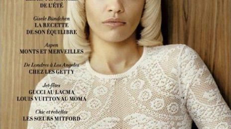 Rita Ora Stuns With 'L'Officiel' Cover