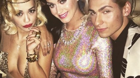 Celebrities Ring In New Year: Ciara, Chris Brown, Rita Ora, Katy Perry, Kelly Rowland & More