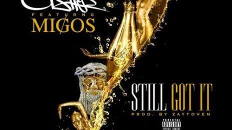 New Song: Usher - 'Still Got It (ft. Migos)'