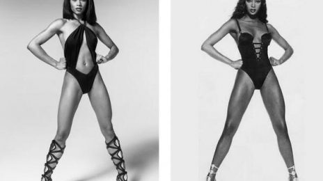"Hot Shots:  Yaya DaCosta Tributes Naomi Campbell, Eartha Kitt, & More In Stunning ""Legendary"" Photo Shoot"