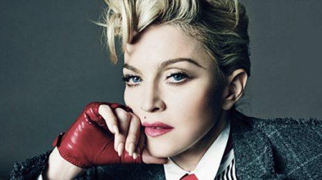"Report: BBC Radio 1 Blacklists Madonna Because ""She's Too Old"""