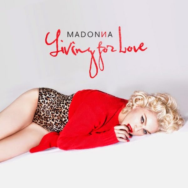 Madonna Living For Love thatgrapejuice