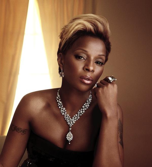 Mary Jane Blige Tour