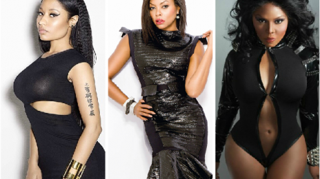 Taraji P. Henson Praises Lil Kim's Influence On Her 'Empire' Character, Nicki Minaj, & More