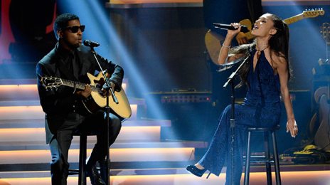 Did You Miss It?! Ariana Grande & Babyface Tribute Stevie Wonder With 'Signed, Sealed, Delivered'