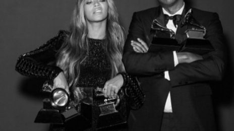 Beyonce Celebrates Historic Grammy Win With Jay Z / Producer Confirms Joint Album?