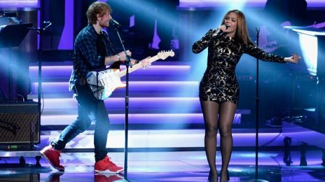 Winning! Beyonce & Ed Sheeran Set For UK #1 With 'Perfect' Duet