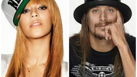 Weigh In:  #Beyhive Continue 2-Day Attack On Kid Rock After His Anti-Beyonce Comments
