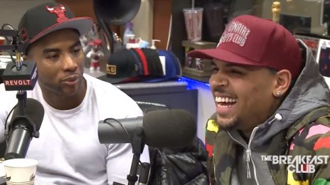 Chris Brown Visits 'The Breakfast Club' / Dishes On Drake Drama, Rihanna, Beef With 'The Real', & More