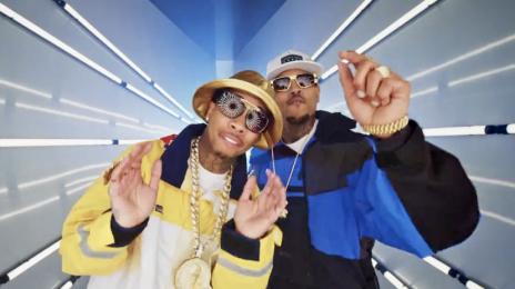 New Song: Chris Brown, Tyga & SchoolBoy Q - 'B*tches N Marijuana'