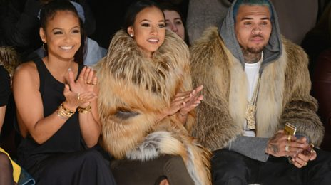PETA Slams Chris Brown For Wearing Fur During NYFW / Singer Claps Back